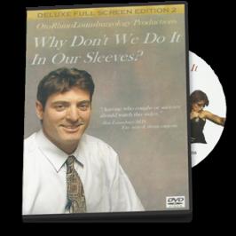 DVD Rien dans les mains, toux dans les manches!